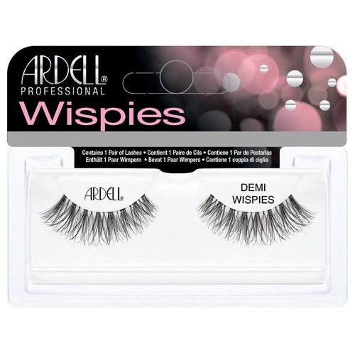 ARDELL - Wispies - Demi Wispies Black Lashes