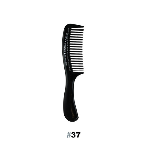 BLACK DIAMOND - No. 37 Wide Tooth Basin Comb