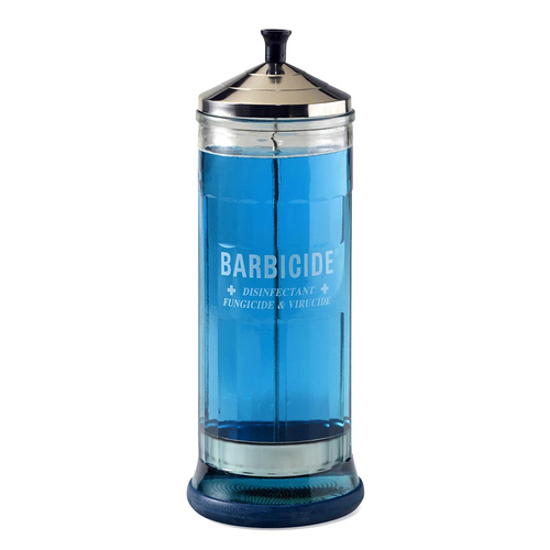 King Research - Barbicide Disinfecting Sterilization Jar 1 Litre