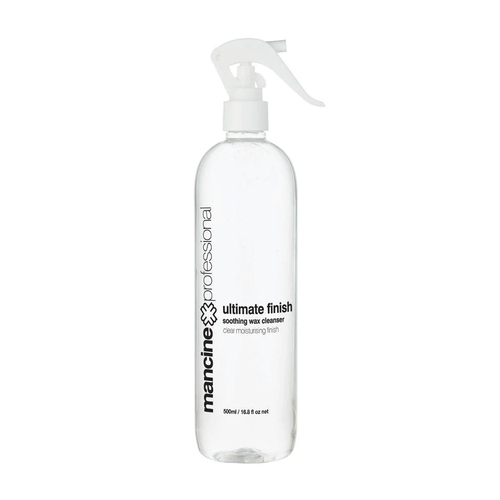 Mancine - Pre Wax - Ultimate Finish Clear Moisturising Finish 500ml