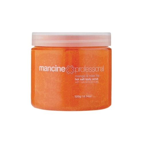 Mancine - Hot Salt - Body Scrub (Mango & Rose Hip) - 520g
