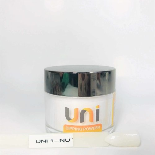 UNI 001 - Mademoiselle - 56g Dipping Powder Nail System Color