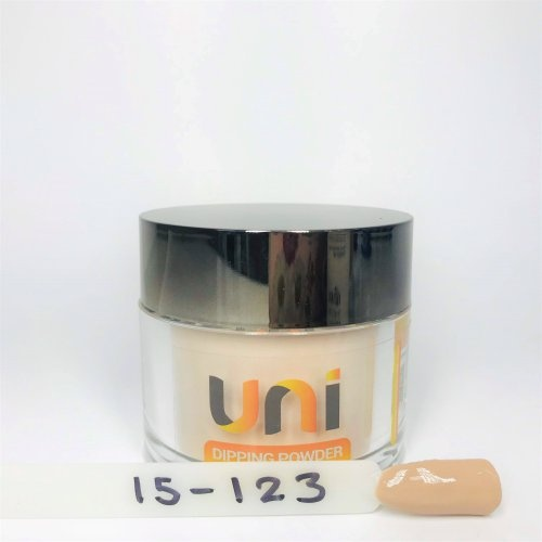 UNI 015 - Go Coconuts - 56g Dipping Powder Nail System Color